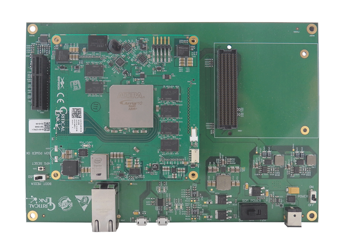 MitySOM A10 Development Kit